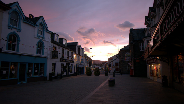 Goodbye Keswick – Hello World.